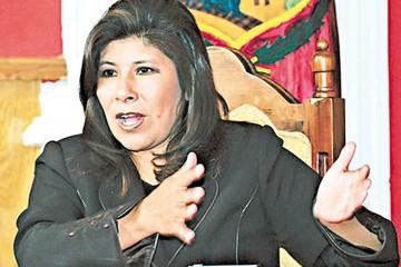 El MAS dice que Bazán no asumiría su cargo en Oruro