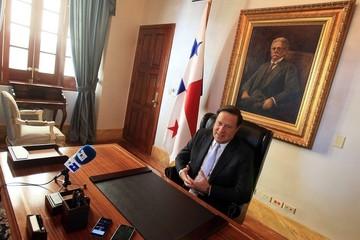 El presidente de Panamá advierte a cubanos que no tolerará más incidentes