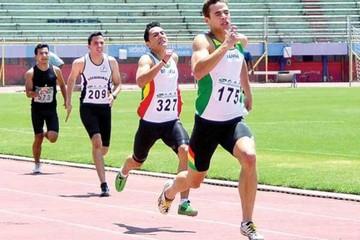 Boliviano Rojas busca su pase a los Panamericanos