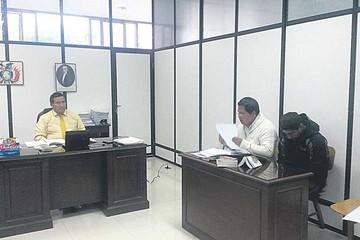Instruyen detención de policía implicado en supuesta violación