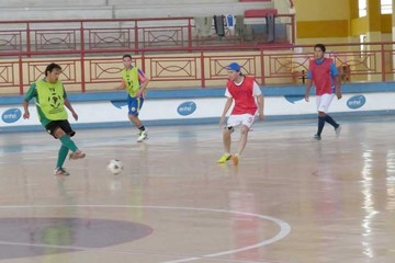 Rico Sur intensifica su trabajo para la Copa