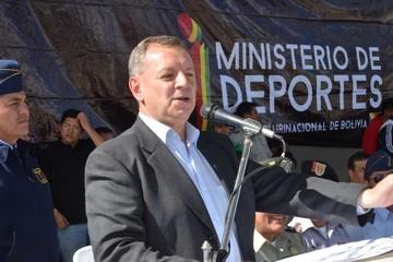 """""""Gringo"""" Gonzales, Presidente por un día"""