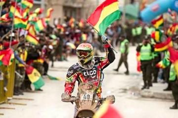 Bolivia volverá a recibir el rally Dakar en 2016, ahora en todas sus categorías