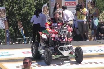 Pilotos se alistan: Rally Dakar 2016 pasará por Bolivia