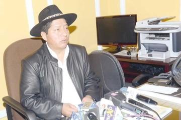 Fondioc: Involucran a vocal Zuna y fiscal anuncia su citación