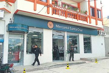 Banco Mercantil inaugura tercera agencia en Sucre