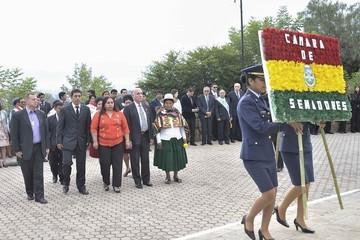 Tarija: Gobierno invertirá en hidrocarburos y energía $us 7.800 millones hasta 2025