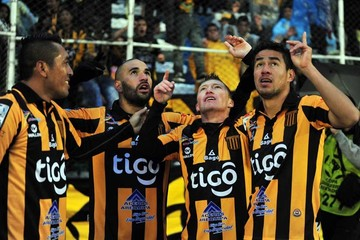 El Tigre triunfa  y sueña con clasificar