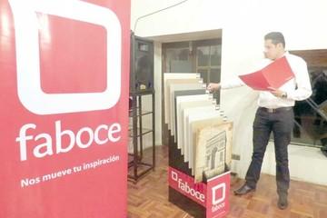 Faboce ya vende tecnogranito en Sucre
