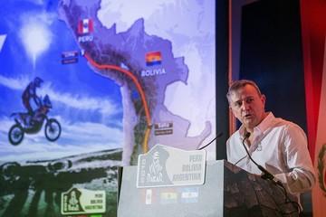 ASO confirma paso del Dakar 2016 por Perú, Bolivia y Argentina