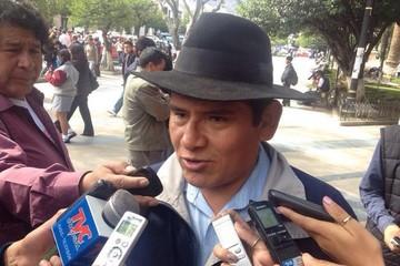 Sucre: Comienza el bloqueo de caminos hacia Cochabamba y Santa Cruz