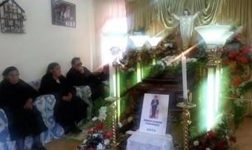 Román Romero podría ser sepultado cerca de Huáscar Aparicio