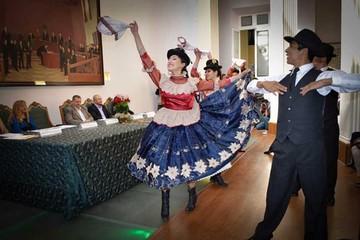 Distinguen a Ballet Folclórico Nacional
