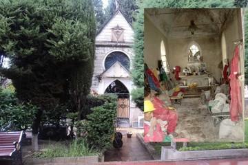 Mausoleo abandonado podría rescatarse para otros sectores