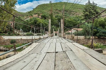Yotala, un valle entre lo  antiguo y lo moderno