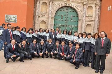 """Bodas de Oro Colegio """"John Fitzgerald Kennedy"""" Ltda.  Sra. Elsa Elena Cavero Pórcel 1965 - 2015"""
