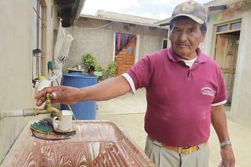 Lajastambo todavía enfrenta problemas de acceso al agua