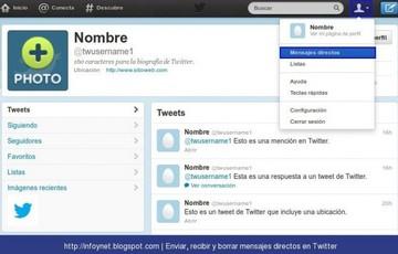 Twitter libera el candado a los mensajes privados
