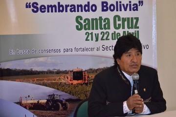 Perfilan un PIB agrícola de $us 10.000 millones hasta 2020