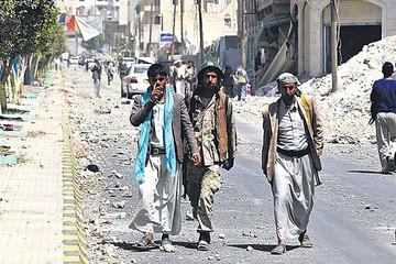 Suspenden los bombardeos sobre Yemen