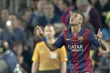 Barcelona brilla con Neymar y despacha al PSG