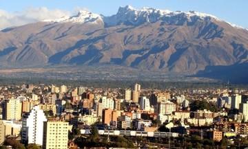 Sismo de mediana intensidad se registra en la zona sur de Cochabamba