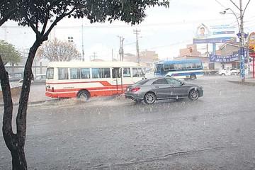 Abril es el más lluvioso de los últimos diez años