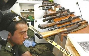 Gustavo Torrico dice que las municiones salieron de un regimiento