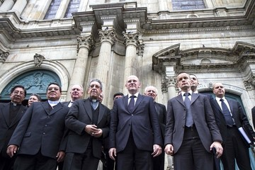 Comisión enviada desde Roma recorrió los lugares que visitará el Papa