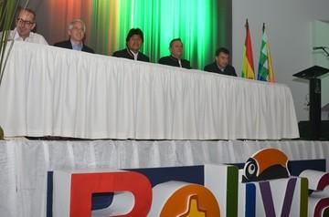 Presentan oficialmente el Dakar 2016 en Bolivia