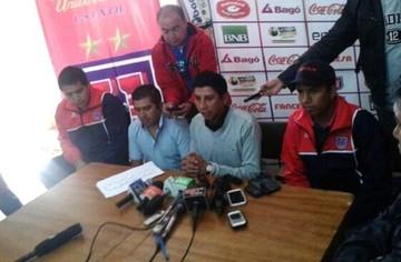 Universitario se queda sin Presidente a cuatro días de jugar octavos de la Libertadores