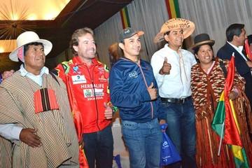 """Rally """"temido"""" por Bolivia"""