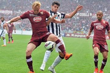 Juventus pierde el derbi
