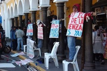 Rector de San Simón amenaza con declarar receso de semestre