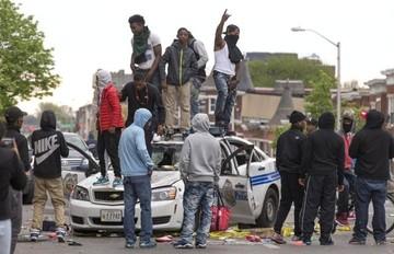 Declaran estado de emergencia en Baltimore por protestas contra la Policía