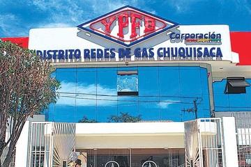 Redes de Gas supera en Sucre los 30.000 usuarios
