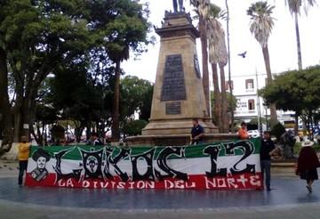 Hinchas de Tigres disfrutan de un paseo por Sucre antes del cotejo de Copa