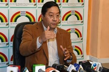 """Ministro Arce asegura que aumento salarial es """"real"""" y """"sostenible"""""""