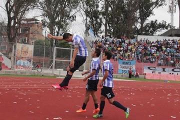 Ciclón y Bermejo van por el ascenso a la Liga profesional