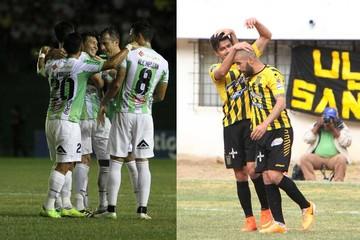 Oriente y el Tigre juegan por ser segundos