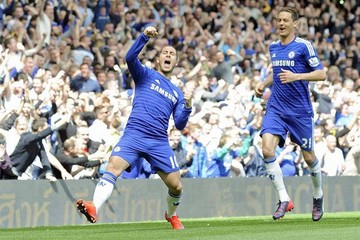 Chelsea asegura la corona