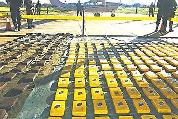 Narco peruano opera con aviones desde Santa Cruz