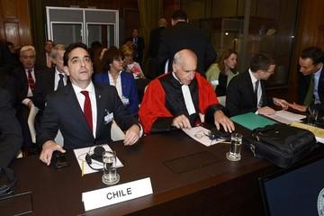 """Chile reitera que CIJ carece de """"competencia"""" para conocer la demanda marítima de Bolivia"""