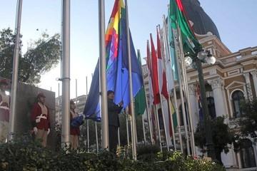 Al menos 15 periodistas chilenos de siete medios arribaron a La Paz