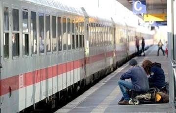 Comienza la huelga de maquinistas en los trenes de pasajeros alemanes
