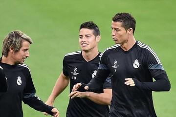El Real Madrid busca derribar a la Juventus