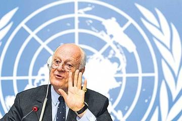 ONU hace nuevo esfuerzo por la pacificación de Siria