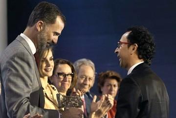 Felipe VI entrega premios a periodistas iberoamericanos con compromiso social