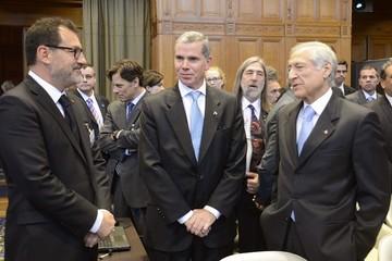 Chile dice que en el fondo Bolivia pide modificar el Tratado de 1904