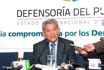 ANP entrega Premio Libertad 2015 al Defensor del Pueblo